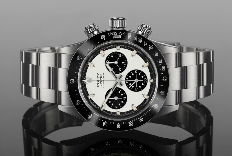Project X Custom Rolex Daytona 'Paul Newman' Tribute Replica Watch Releases