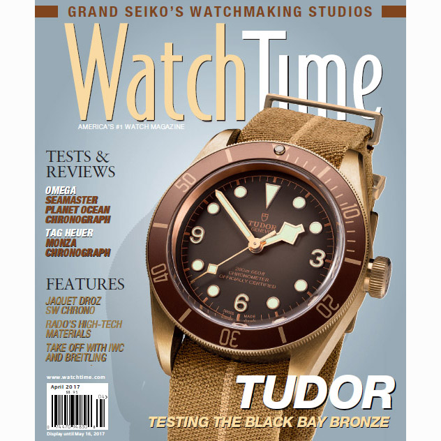 WatchTime April 2017 Issue