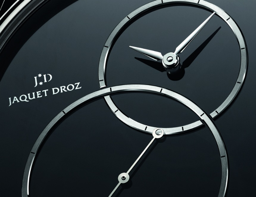 Jaquet Droz Grande Seconde Off-Centered Watch Watch Releases