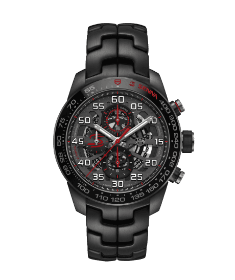 020d79c550ae1 Tag Heuer 2017 New Release LIMITED EDITIONS CONSECRATED TO MAGIC AYRTON  SENNA Replica - High Quality Tag Heuer replica watch Online Store