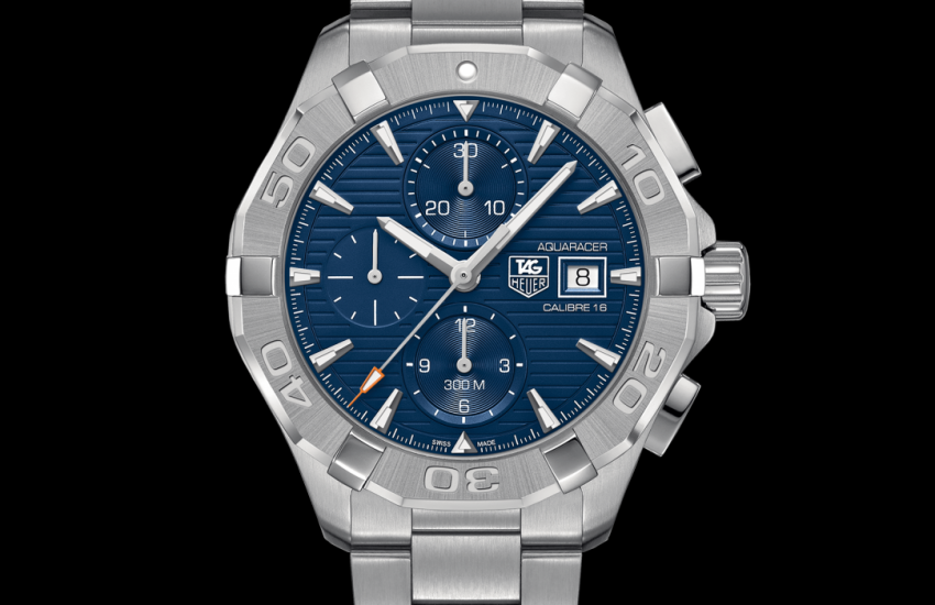 Aquaracer Calibre 16 Automatic Chronograph 300M - 43MM CAY2112.BA0927 TAG Heuer watch price