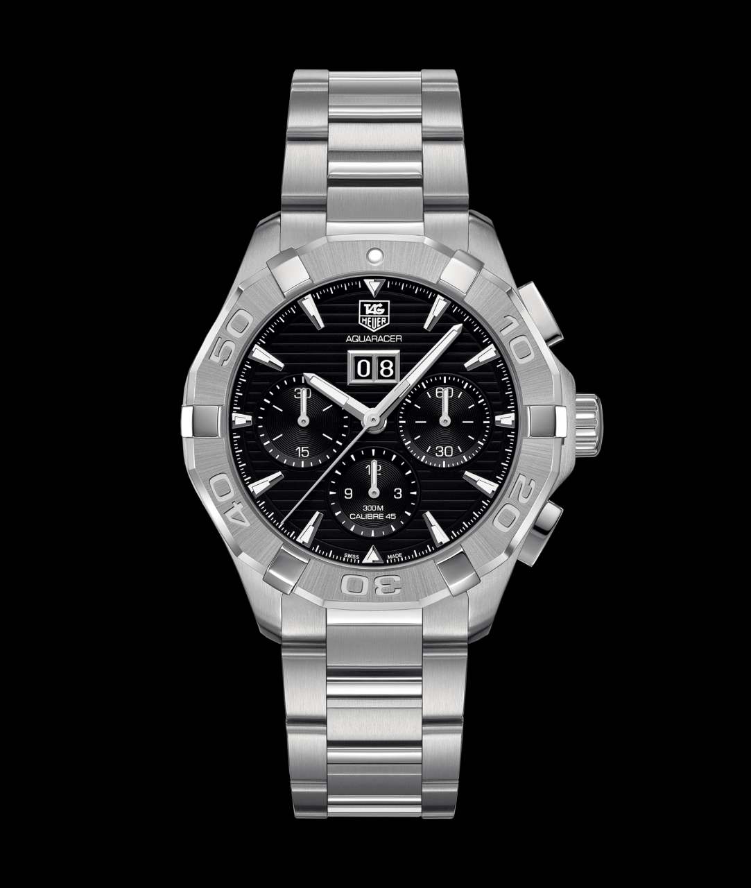 Aquaracer Calibre 45 Automatic Chronograph 300M - 43 MM CAY211Z.BA0926 TAG Heuer watch price