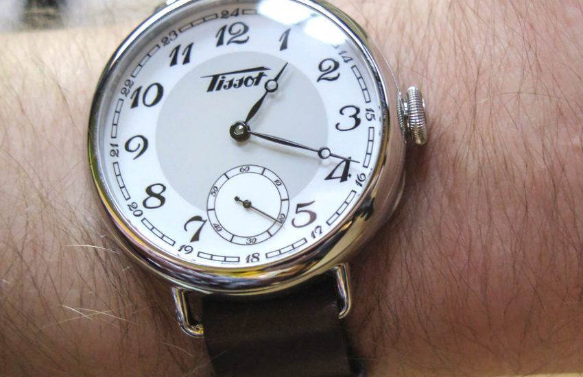 WATCH WINNER REVIEW: Tissot Heritage 1936 Mechanical Watch Giveaways