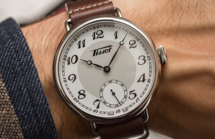 Tissot Heritage 1936 Wrist Watch & Bridgeport Lepine Pocket Watch Each Under $1000 Hands-On