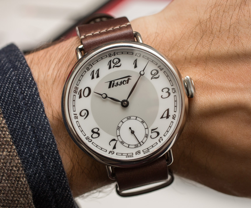 Tissot Heritage 1936 Wrist Watch & Bridgeport Lepine Pocket Watch Each Under 00 Hands-On