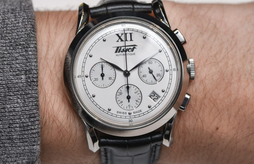 Tissot Heritage 1948 Watch Hands-On Hands-On