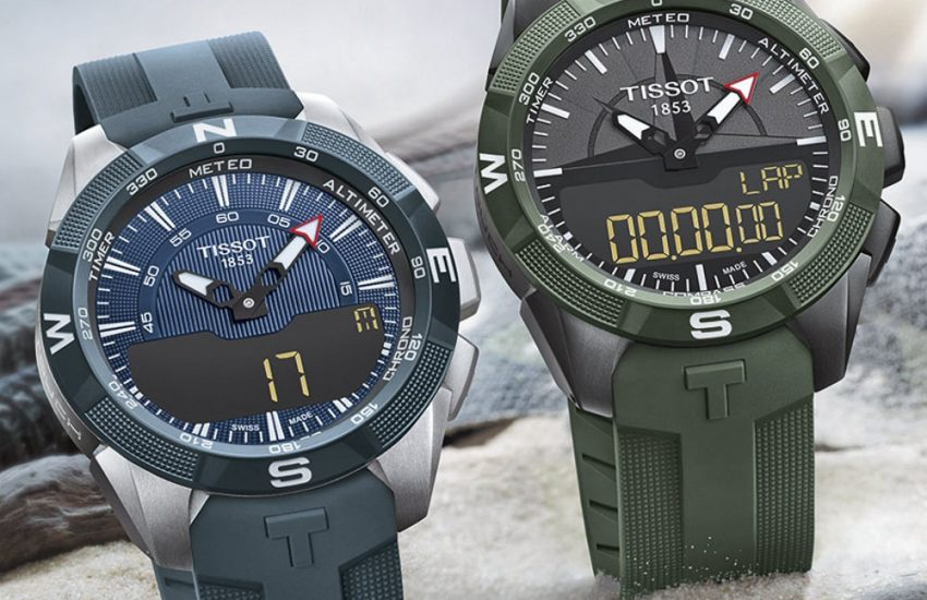 Tissot T-Touch Expert Solar II Watch Watch Releases