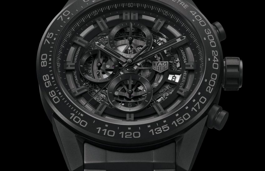 94bd08441 How To Buy Introducing the TAG Heuer Carrera Heuer-01 Chronograph in ...