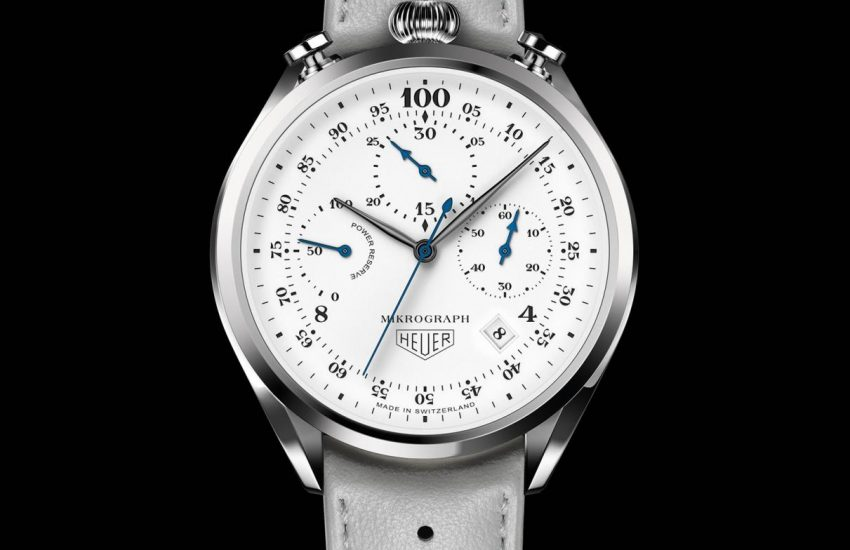 TAG Heuer Carrera Mikrograph Anniversary Edition 2