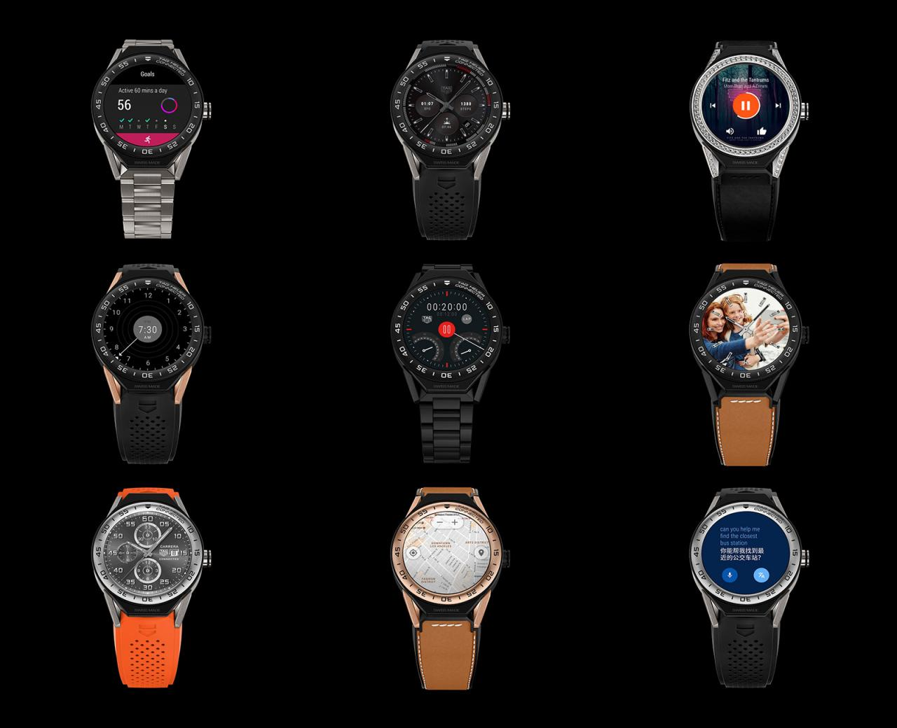 Who Sells The Best TAG Heuer Introduces Customisable ...