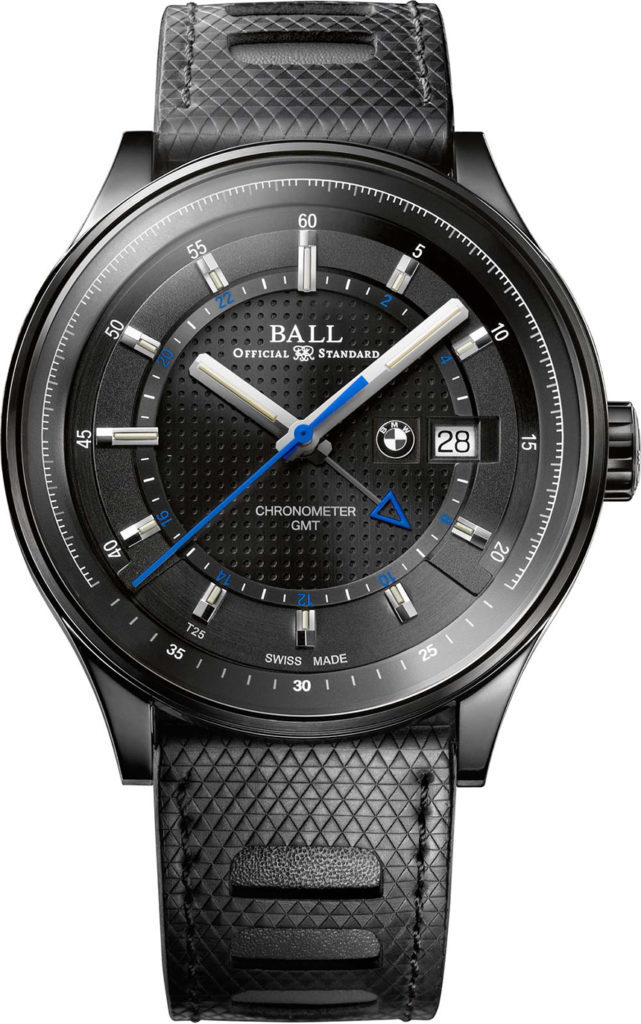 Ball For BMW GMT Limited Edition Watch: Sold With Future In Mind Hands-On