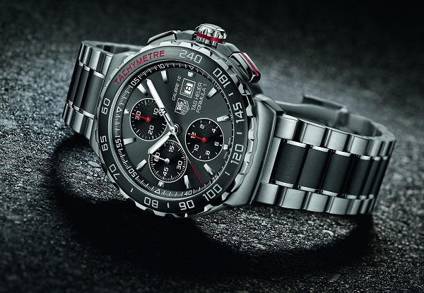 f0ad787b7047 TAG Heuer Formula 1 Calibre 16 Automatic Chronograph Watches Watch Releases