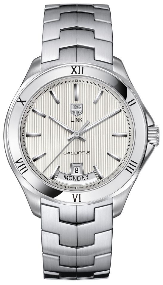 Tag Heuer Link Watch Collection For 2011 Watch Releases