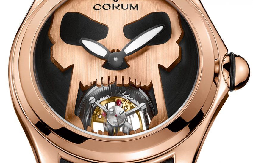 Corum Bubble 47 Flying Tourbillon Watch Watch Releases