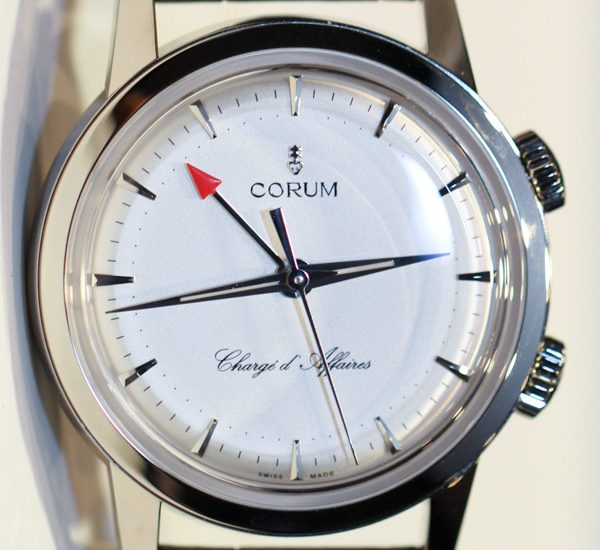 Corum Chargé d'Affaires Watch Hands-On Hands-On