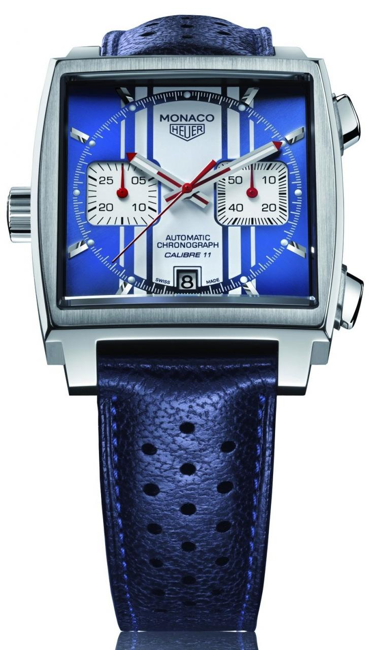 Tag Heuer Monaco Grand Prix Watches Watch Releases