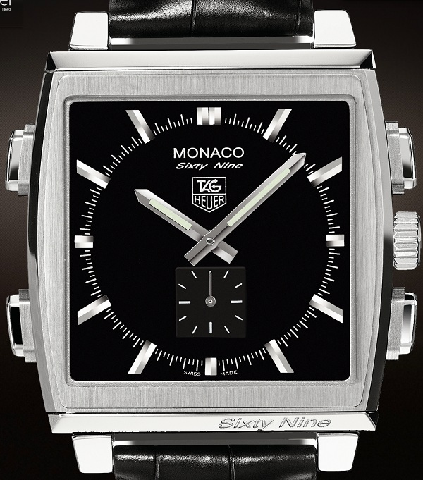 Tag Heuer Monaco Automatic Sixty Nine Watch Available On James List Sales & Auctions