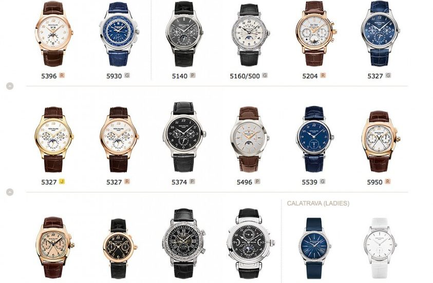 Patek Philippe Baselworld 2016 collection