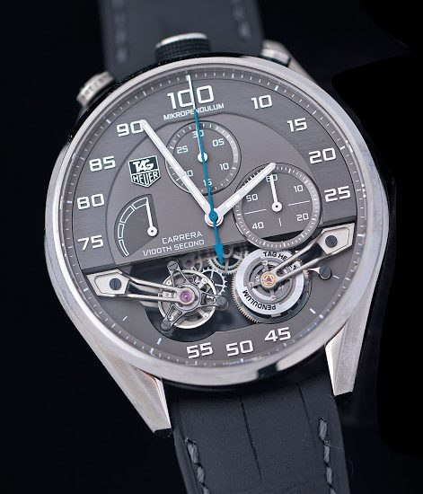 Who Makes The Best Up Close With The 400 000 Tag Heuer That