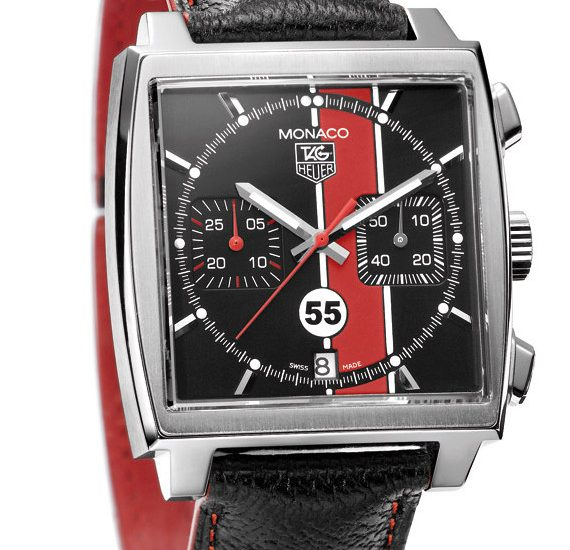 Tag Heuer & The Porsche Club Of America Team Up For Limited Edition Monaco Watch Watch Releases