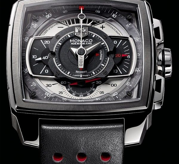 Tag Heuer Monaco Mikrograph For Only Watch 2011 Auction Watch Releases