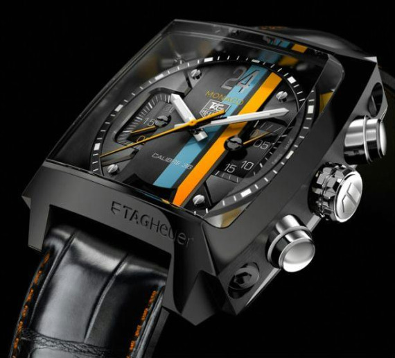 Tag Heuer Monaco 24 Watch At Basel + Video Watch Releases